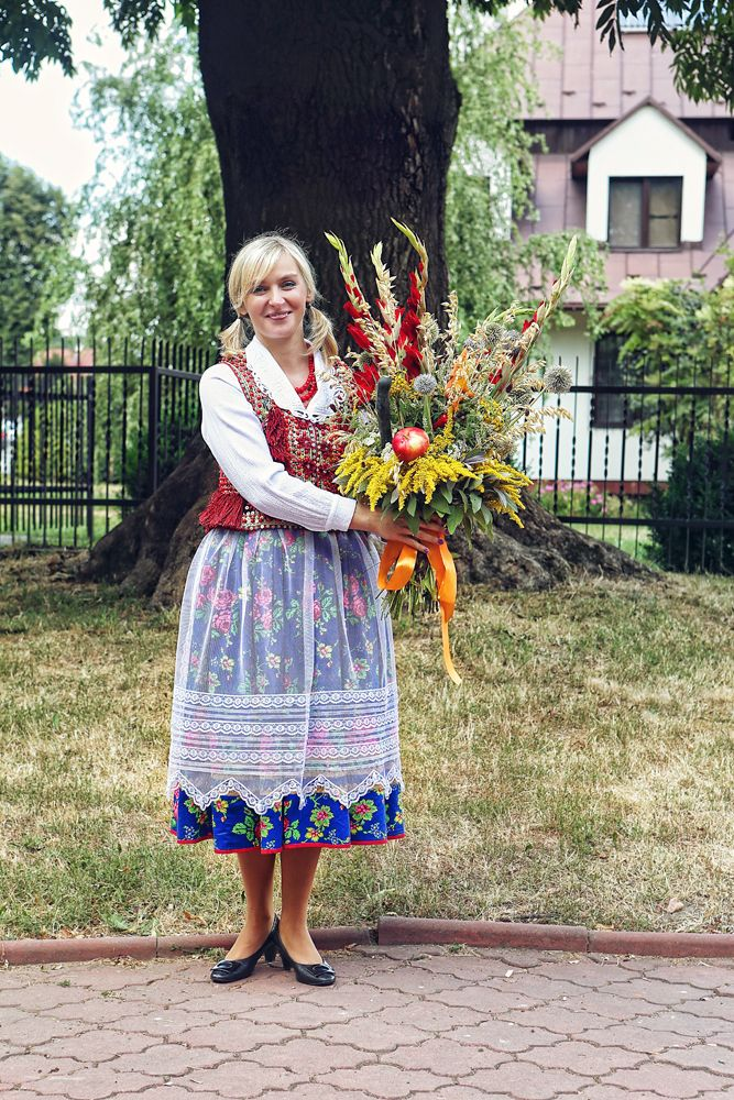 Poland: Day of the Divine Mother of Herbs in Zielonki.