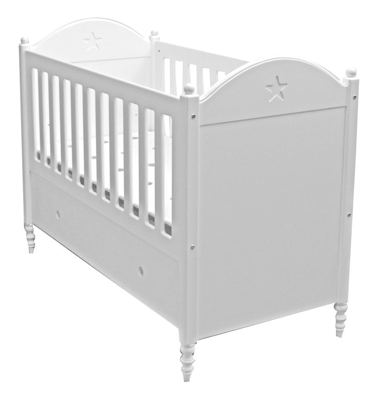 Provence cot with turned feet and gentle curve is a beautiful unisex cot for that special little treasure!  Also comes in 4 Poster