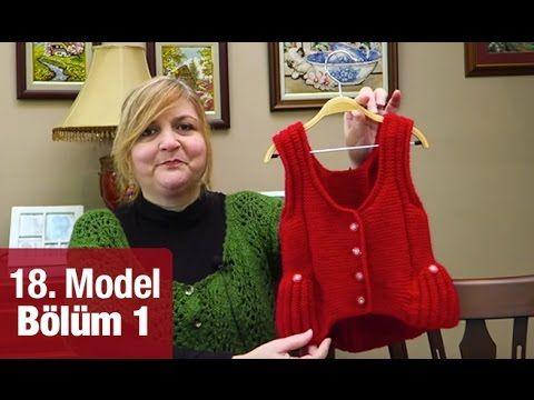 18. Model (1/5) ● Örgü Modelleri - YouTube
