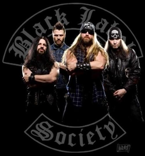 "Black Label Society/ Current fave. song ""Fire It Up"""