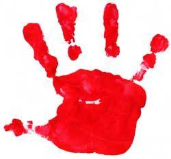 Idea Regalo per la Festa della Mamma: Le mie impronte!
