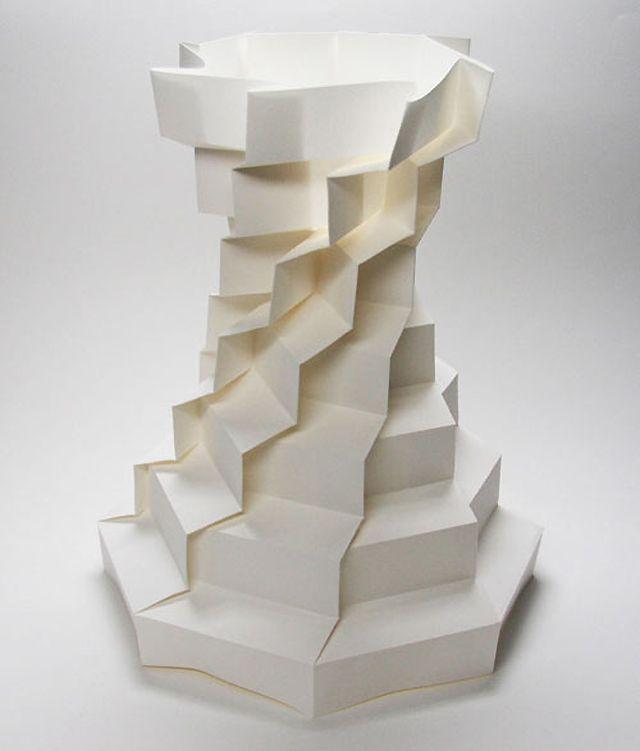3D Origami by Jun Mitani