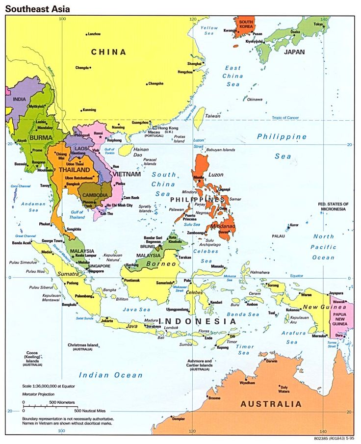 Ms de 25 ideas increbles sobre Mapa asia politico en Pinterest
