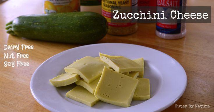 SCD Zucchini 'Cheese' DF/NF (*Disregard nutritional yeast option...)