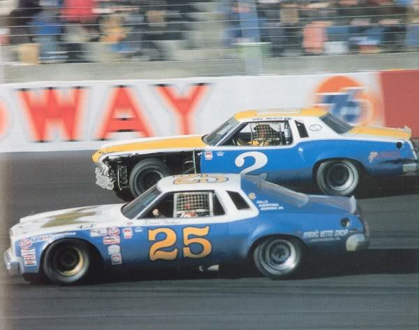 Nascar Chevy Chevelle vs Chevy Monte Carlo a brotherly ...Dale Earnhardt Bloody Car