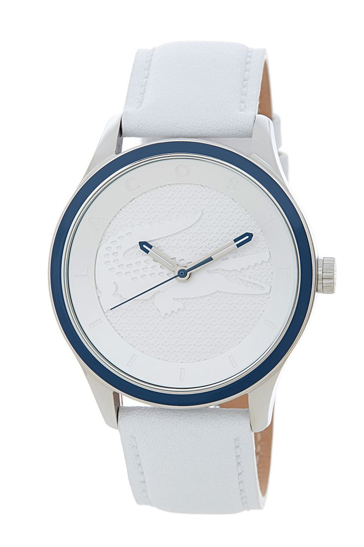 Lacoste Women's Victoria Leather Strap Watch by Lacoste on @nordstrom_rack