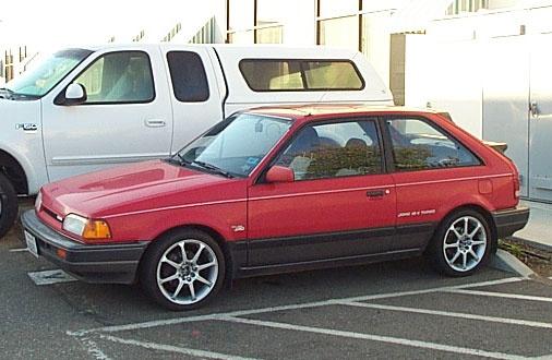Mazda 323 Turbo