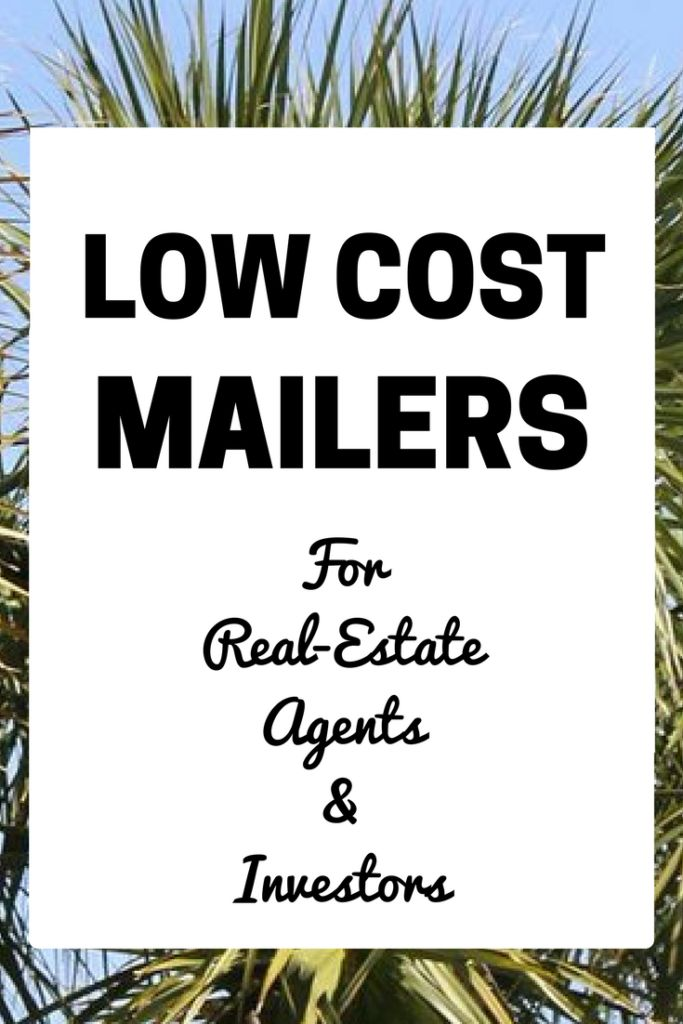 Affordable ways real-estate agents can market to farms using mailers & postcards