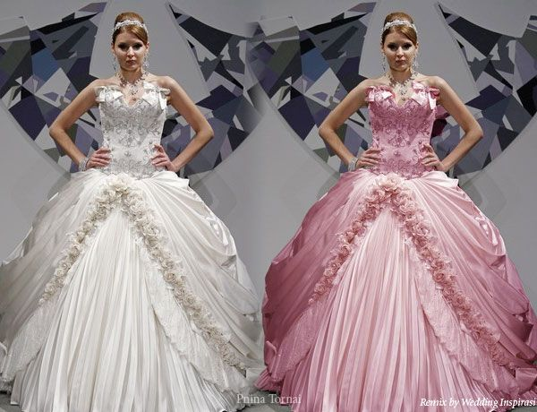 68 Best WEDDING: Pnina Wedding Dress Images On Pinterest