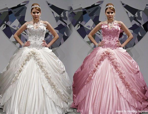 Princess Ball Gown Wedding Dress: 10+ Images About WEDDING: Pnina Wedding Dress On Pinterest