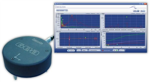 GEA, triaxial ground vibration measurement and monitoring with futureproof MEMS-technology   News   News   Kvalitest Nordic - News and events