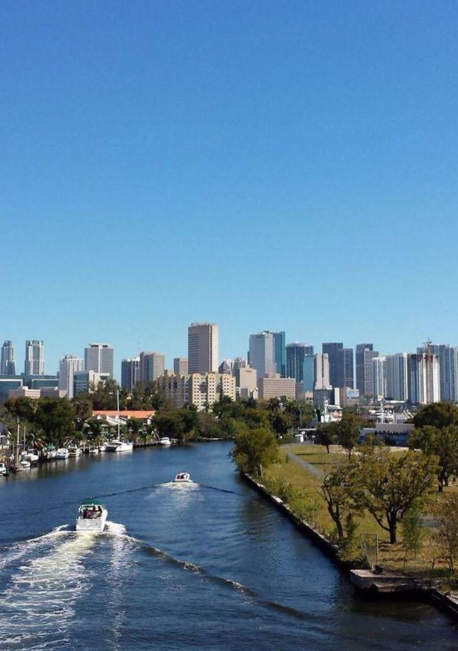 Miami River/Downtown Miami Maribel