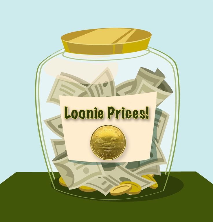 We have Loonie Prices! | Party Fun Box