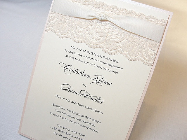 39 best wedding invitations images on pinterest wedding cards Wedding Invitation Maker In San Pedro Laguna lacey lace wedding invitation, invite, vintage, shabby chic, couture even more wedding invitation maker in san pedro laguna
