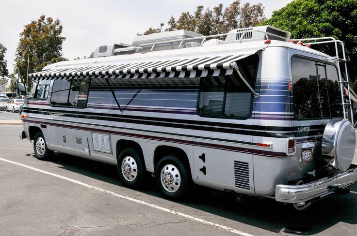 1978 GMC Royale Bus Motorhome RV Camper Van