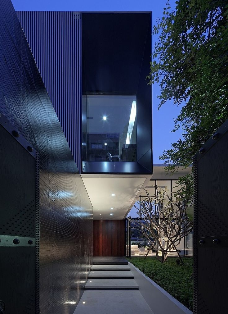 Best Entrances Images On Pinterest Architecture Modern