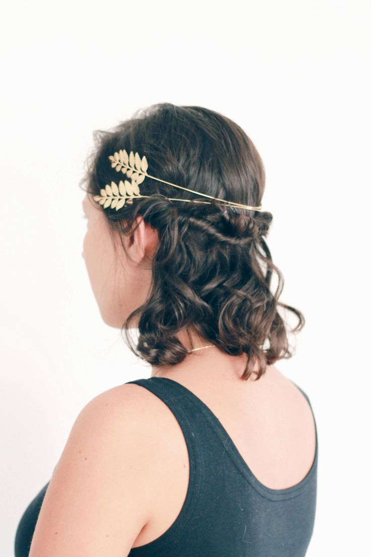 Un peinado elegante para pelo delgado o poco abundante