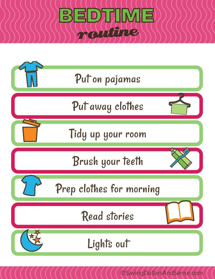 The 25+ best Daily routine chart ideas on Pinterest | Kids routine ...