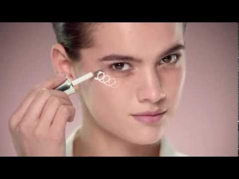 Koyu halkaları gideren doğal göz makyajı nasıl yapılır? - YouTube