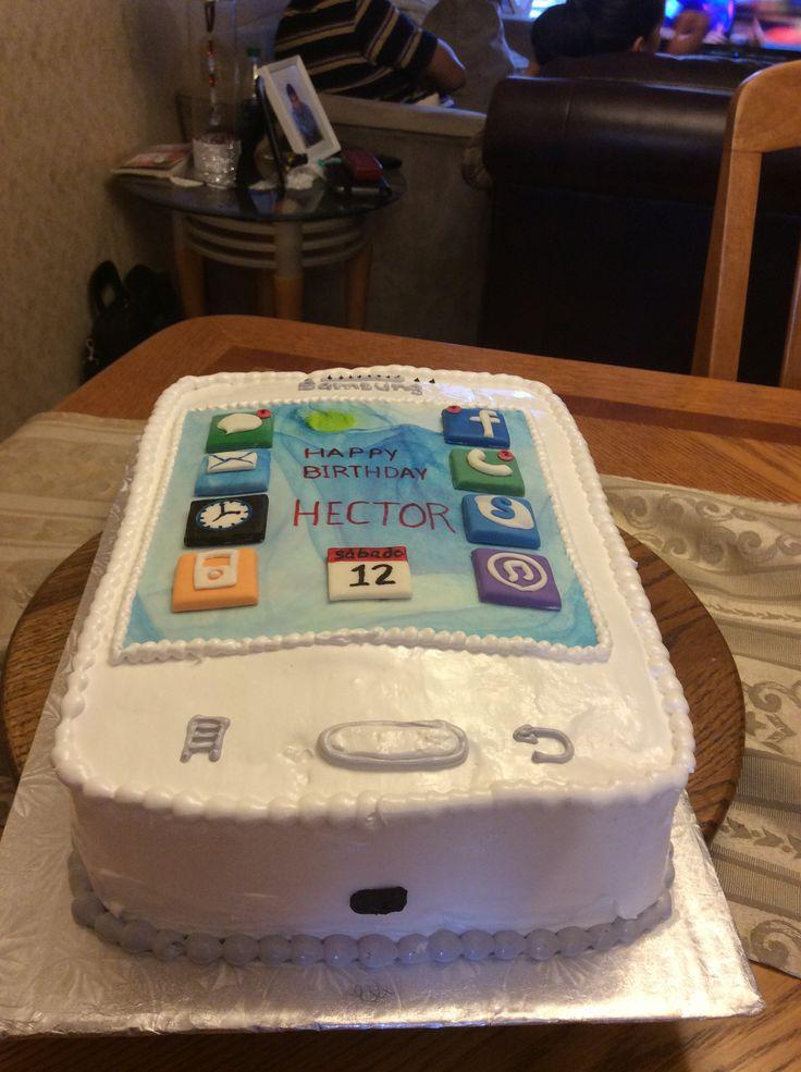 Sumsung cake