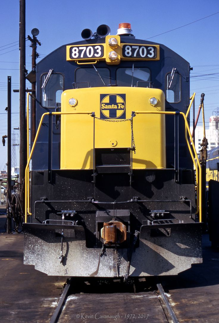 663 best Santa Fe Railroad images on Pinterest | Santa fe, Train and ...