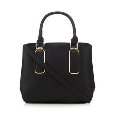Call It Spring Black 'Maodien' tote bag | Debenhams