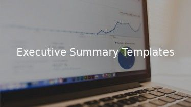 Executive Summary Templates for Microsoft Word