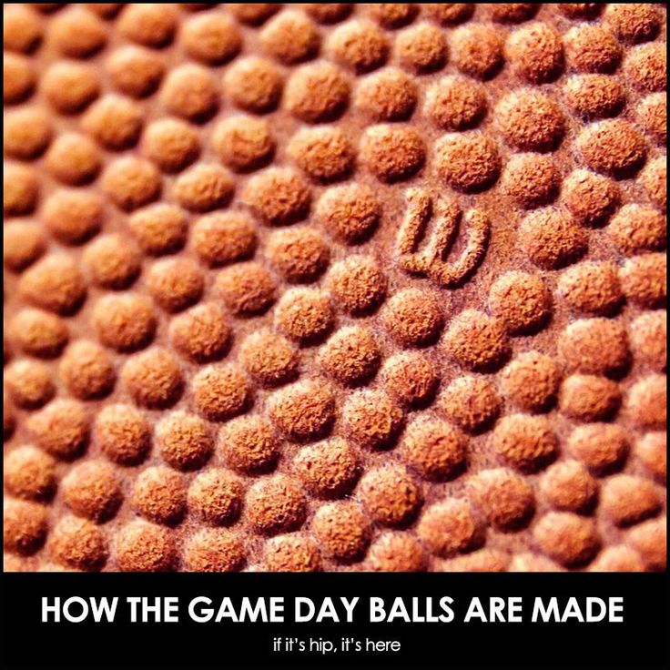 Making Footballs for Super Bowl LI At The Wilson Football