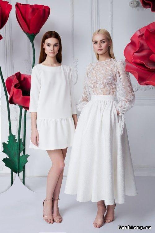 Yulia Prokhorova Beloe Zoloto Весна-Лето 2016 (Лукбук)