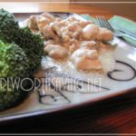 A dairy-free recipe for Paleo Coconut Chicken recipe that is filling as well as delicious!