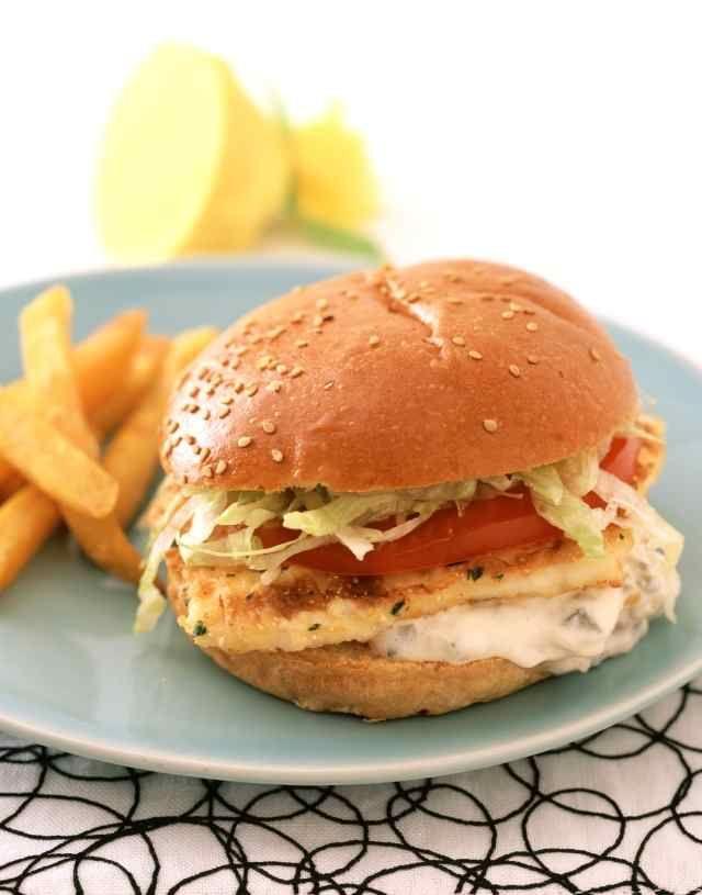 Bálnavadász burger