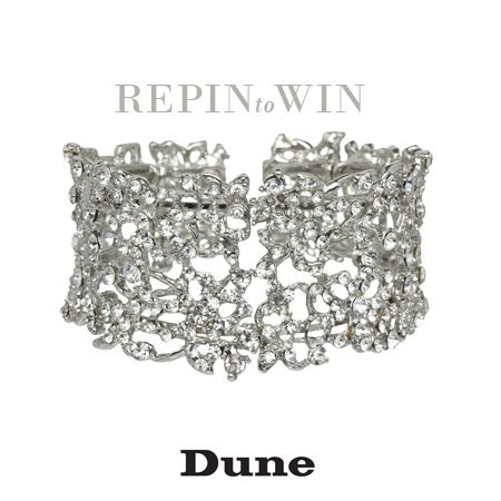#RepinToWin 1 of 12 Dune Jazz Cuff Bracelet in our 12 days of #Christmas #giveaway - Don't forget to follow Dune Shoes on Pinterest. Ends 24/12 midnight GMT #Dune12DaysofChristmas