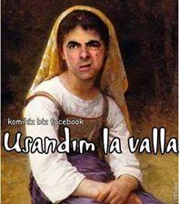 Usandım la valla...  #mizah #matrak #komik #espri #komik #şaka #gırgır #komiksözler
