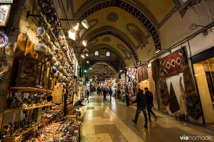 What to do and see in Istanbul A trip for the five senses
