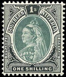 Nigeria - 1901