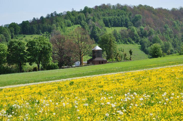 Dzwonnica w Jugowicach.