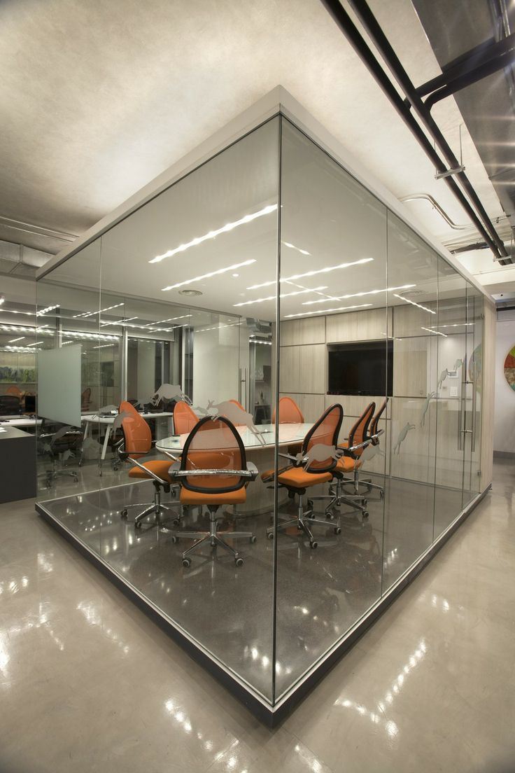 Modern architecture interior office - Jimenez Arquitectos Office Interior
