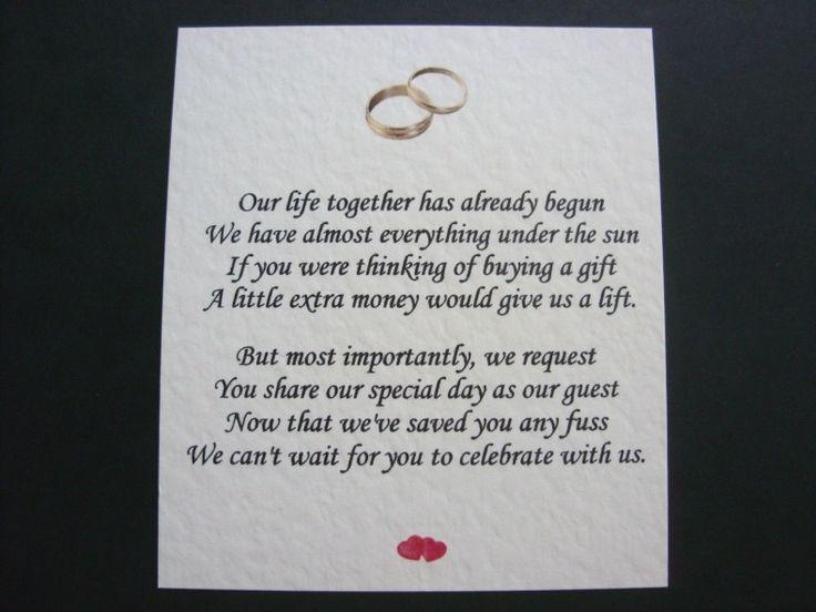 Wedding Gift Wording Ideas: 25+ Unique Wedding Money Gifts Ideas On Pinterest