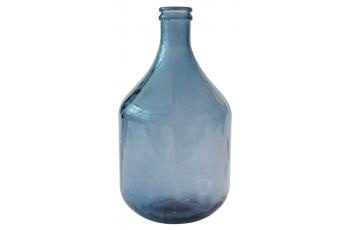 Pols Potten Glass Petrol Bottle (grey) available at meizai