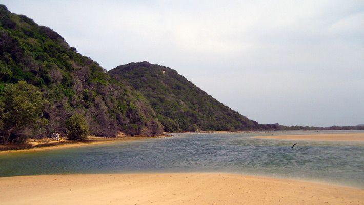 Kosi Bay, Zuid-Afrika