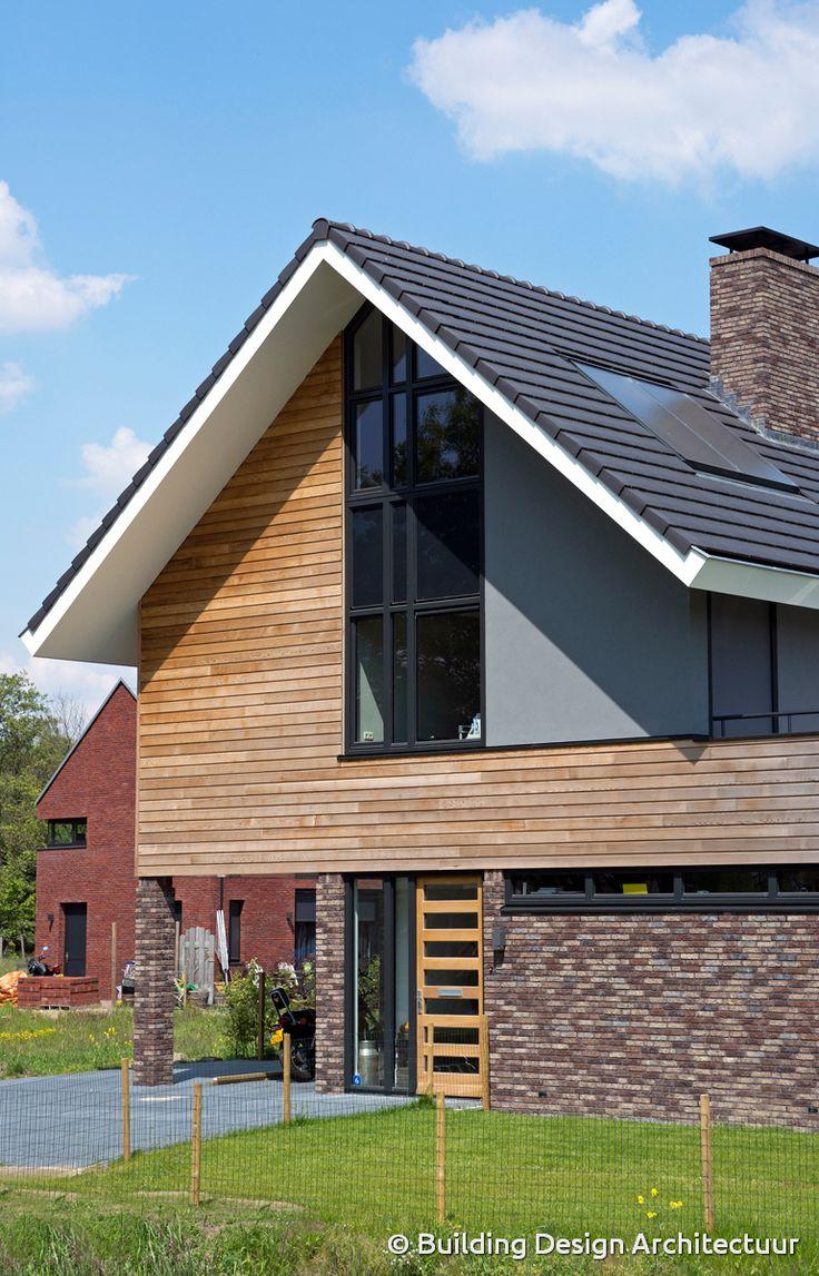25 beste idee n over moderne architectuur woning op pinterest moderne architectuur moderne - Moderne uitbreiding huis ...