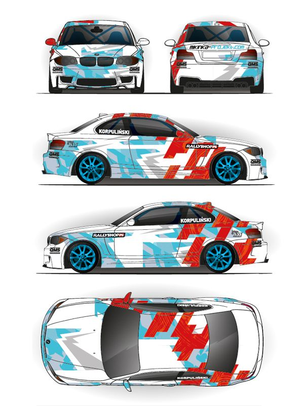 Best Race Car Graphics Images On Pinterest - Racing car decals design