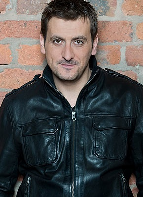 "Chris Gascoyne...I hope he's not leaving ""Coronation Street"" for good"