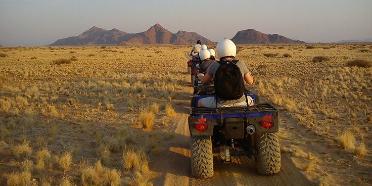 Marrakech quad biking - Morocco adventure