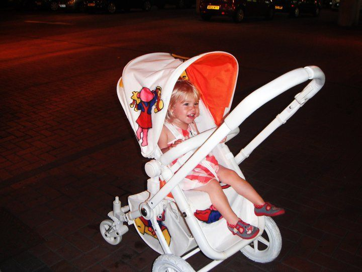 Bugaboo Special Edition Bas Kosters