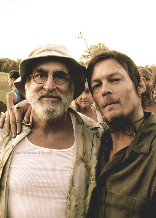 Norman/Daryl and Dale/ - Behind the Scenes
