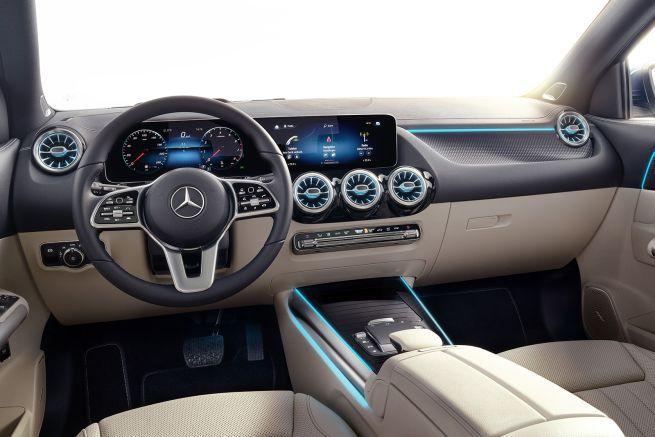 Mercedes Benz Gla 2020 Ecco Come Cambia Il Nuovo Suv Della Stella