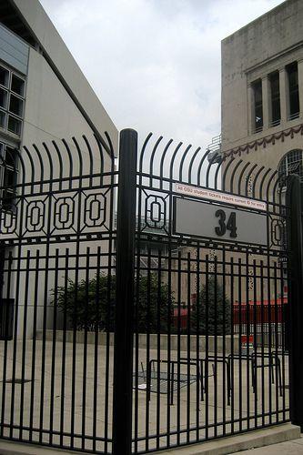 Ohio State University: Ohio Stadium - Gate 34