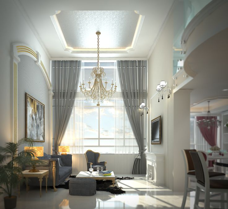 HAGL apartment loft house: Livingroom