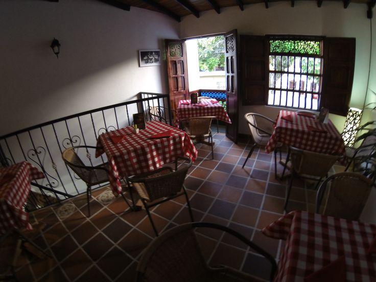 En Caldas (Ant) muy acogedor y excelente comida,  Ambrosía  !!!!
